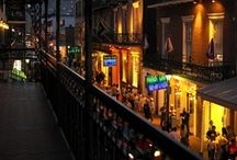 New Orleans / One day, I'm going to visit New Orleans - it's incredibly beautiful.