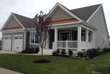 Lessard Custom Homes: Delaware / Building retirement homes, beach homes, first homes, new custom homes on your lot our ours in Delaware. We invite you to visit tour our model homes and custom homes under construction in Lewes, Delaware.