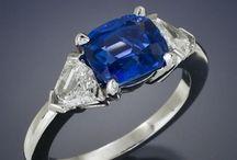 Something Blue:  Sapphires!