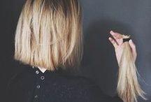 ─ hair