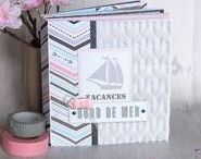 Mini Albums / Inspiration for your next scrapbooked mini album.