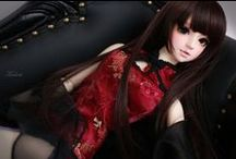 Ball Jointed Dolls (BJD) - Asian