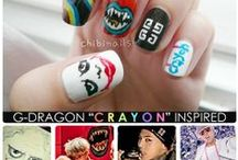 ♛ K-Pop Nail ♛  / by Bitha' Wahab