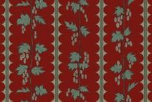 Fabrics - Red / All fabrics where Reds are Predominant. :-) Please feel free to invite others to join in on pinning to the board!