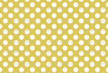 Fabric - Dots dots dots / Anything with lotsa dots! Please feel free to invite others to join in on pinning to the board!