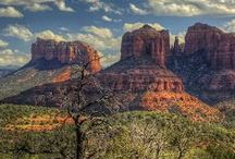 Pure and Easy, Arizona / The home of the Bare Bones MC, located around where Sedona is now.