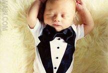 Little Gentlemen / Handsome little gents!
