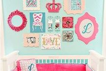 Nursery Ideas / Beautiful nursery design ideas :)
