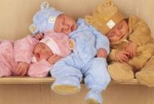 Sweet Dreams / Sleeping little babes