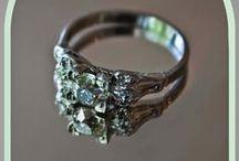 Beautiful Treasures / Photographic angles of fine jewelry