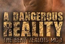 A Dangerous Reality / Turk Blackburn is sent on a club mission to the Colorado River to discover who is using The Bare Bones' trademarked strain name.  When he is plunged into the seedy underbelly of the gay biker scene, Turk finds the love that has no name.
