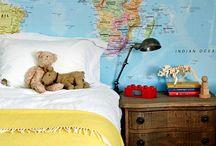 Kinderzimmer / Dekoration   & Einrichtung