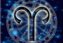Aries / This board is to show the symbolism, associations and personality of this star sign. March 21 – April 20 Sign - Fire Symbol - Ram Planetary Ruler  - Mars Colour - Scarlet Stone - Diamond Flower – Red Rose Lucky Number - 1 Lucky day - Tuesday Rules – The Head Word - Surrender Archangel - Sammael