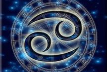 Cancer / This board is to show the symbolism, associations and personality of this star sign: 21 June – 22 July Sign - Water Symbol - Crab Planetary Ruler  - Moon Colour – Silver/white Stone - Moonstone Flower - Lily Lucky Number - 2 Lucky day - Monday Rules – Stomach/breast Word - Truth Angel - Gabriel