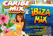 Caribe Ibiza Mix / Tablero oficial del Caribe Ibiza Mix / by Blanco y Negro Music