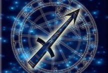 SAGITTARIUS / This board is to show the symbolism, associations and personality of this star sign. November 22 – December 21 Sign - Fire Symbol - Archer Planetary Ruler – Jupiter Colour – Purple/indigo Stone – Turquoise Flower - Narcissus Lucky Number - 9 Lucky day - Thursday Rules – Thighs and Liver Word - Clarity Angel - Uriel