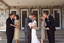 Families in Wedding / Families creating wonderful memories on weddings