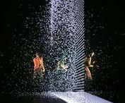 MUSIQUE - SPECTACLE VIVANT & DESIGN INTERACTIF / L' usage des technologies au service de la création artistique  #Design interactif #Spectacle vivant #Danse #Musique