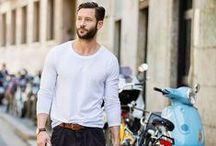 Men's Spring/Summer 2016 Fashion Trends / Highlighting the latest fashion trends for Spring/Summer 2016 for men.