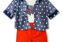 #4thOfJuly / Outfit ideas, BBQ ideas, and all things red, white and blue.