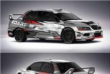 Motorsport wraps