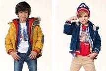 2016 Children's Fall/Winter Fashion Trends / Highlighting the latest fashion trends for Fall/Winter 2016 for children.