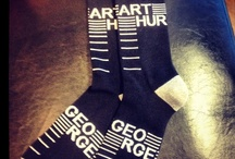Socks / by Arthur George