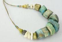 perles céramique / perles céramique artisanales / by danielle LECLAIRE