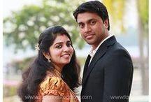 Nandgopal + Sharika Wedding Reception / http://tamarindweddings.com/