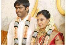 Gayathri + Krishnakumar Wedding / http://tamarindweddings.com/