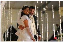 Antony + Steffy Wedding / http://tamarindweddings.com/