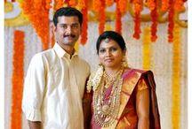 Rajalakshmy + Mahesh Wedding / www.tamarindweddings.com
