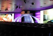 EVENTI AZIENDALI - CORPORATE EVENTS / conventions, lights-audio-video equipment, event