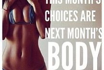 My style: Work out & dream body / Get fit, Get healthy, Get skinny, Get in shape.