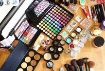 Art of makeup / Make up amazing don't worry about the party make up any more / by Marwa Yas