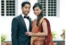 Jose + Aathira Wedding / www.tamarindweddings.com