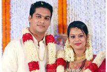 Sharon and Swetha Hindu Wedding / www.tamarindweddings.com