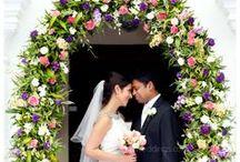 Rahul + Madhumita Vow Exchange / www.tamarindweddings.com