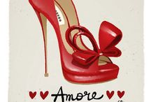 My style: Shoes <3 / Shoes shoes shoes and more shoes .. This is my style. <3
