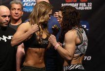 MMA Women's division  / Mixed Martial Arts