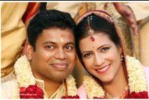 Rahul + Madhumita Bengali Wedding / www.tamarindweddings.com