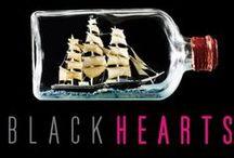 BLACKHEARTS / Inspiration for my novel