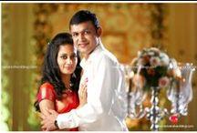 Ranjan + Suma Engagement / www.tamarindweddings.com