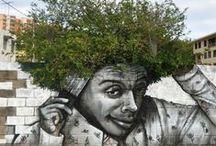 Innovative and fun: Street art