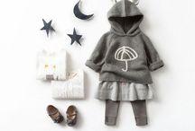 Модные дети / Стильные луки для детей, идеи нарядов для девочек и мальчиков.