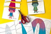 Материалы для скачивания | Free Printables / Бесплатные материалы для скачивания и печати для обучающих занятий с детьми