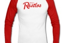 Rastløs / Restless clothes for restless people, check Us out ;)