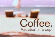 """Coffee Talk"" / Coffee, coffee, and ... oh, yeah ... COFFEE! ☕☕☕ / by Barb G"