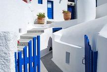Grecian Beauty / So much to see ... So little time / by Barb G