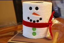 CHRISTMAS CRAFTS / I love Christmas.  Celebration of Christ's birth and the decorating.